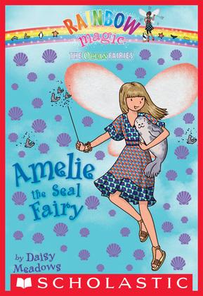 Ocean Fairies #2: Amelie the Seal Fairy