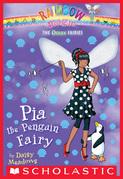Ocean Fairies #3: Pia the Penguin Fairy