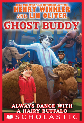 Ghost Buddy #4: Always Dance with a Hairy Buffalo