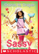 The Dazzle Disaster Dinner Party (Sassy #4)