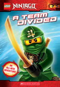 Team Divided (LEGO Ninjago: Chapter Book)