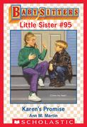 Karen's Promise (Baby-Sitters Little Sister #95)