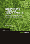 Interactions Materials - Microorganisms