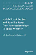 Variability of the Sun and Sun-like Stars: from Asteroseismology to Space Weather
