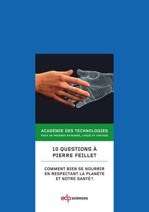 10 questions à Pierre Feillet
