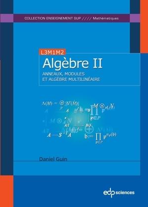 Algèbre T II