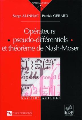 Opérateurs pseudo-différentiels et théorème de Nash-Moser