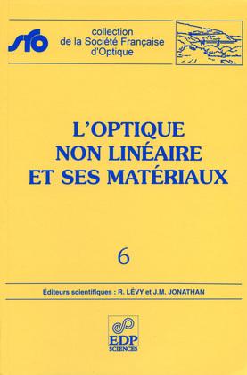 Optique non linéaire et ses matériaux
