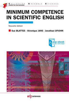 Minimum competence in scientific English (Nouvelle édition)