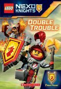 Double Trouble (LEGO NEXO Knights: Chapter Book)