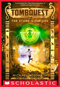 The Stone Warriors (TombQuest, Book 4)