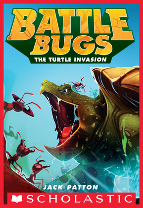 The Turtle Invasion (Battle Bugs #10)