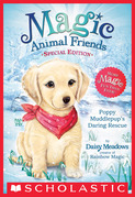 Poppy Muddlepup's Daring Rescue (Magic Animal Friends: Special Edition)