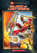 Island of Lost Masks (LEGO Bionicle: Chapter Book #1)