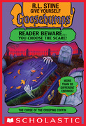 The Curse of the Creeping Coffin (Give Yourself Goosebumps)