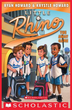 The Away Game (Little Rhino #5)