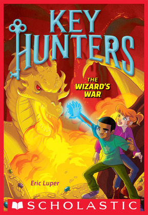 The Wizard's War (Key Hunters #4)