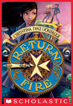 Return Fire (Moving Target, Book 2)