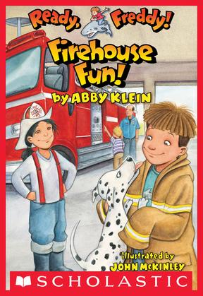 Ready, Freddy! #17: Firehouse Fun