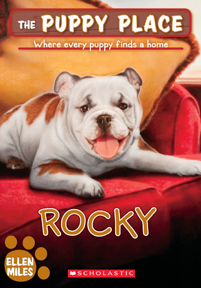 The Puppy Place #26: Rocky