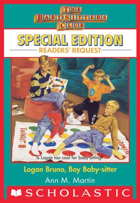 Logan Bruno, Boy Baby-sitter