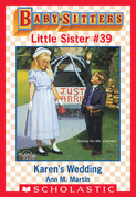 Karen's Wedding (Baby-Sitters Little Sister #39)