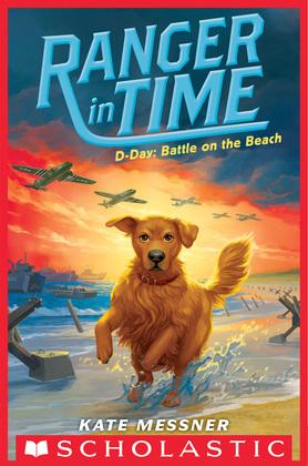 D-Day: Battle on the Beach (Ranger #7)