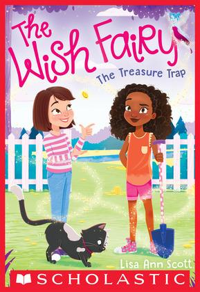 The Treasure Trap (The Wish Fairy #2)