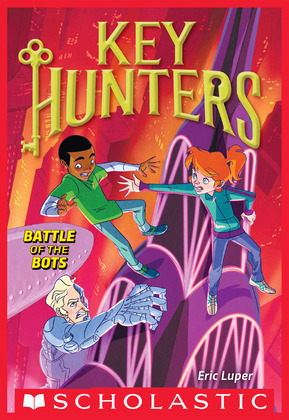 Battle of the Bots (Key Hunters #7)