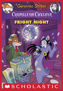 Creepella Von Cacklefur #5: Fright Night