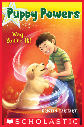 Puppy Powers #2: Wag, You're It!