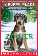 The Puppy Place #34: Zipper