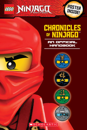 Chronicles of Ninjago: An Official Handbook (LEGO Ninjago)