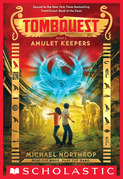 Amulet Keepers (TombQuest, Book 2)