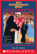 The Baby-Sitters Club Mystery #22: Stacey and the Haunted Masquerade