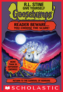 Return to the Carnival of Horrors (Give Yourself Goosebumps #22)