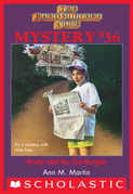 Kristy and the Cat Burglar (The Baby-Sitters Club Mysteries #36)