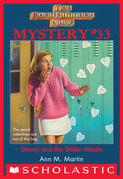 Stacey and the Stolen Hearts (The Baby-Sitters Club Mystery #33)