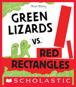 Green Lizards vs. Red Rectangles