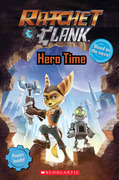 Ratchet and Clank: Hero Time (Movie Reader)