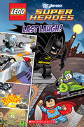 Last Laugh (LEGO DC Super Heroes: Comic Reader)