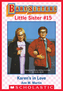 Karen's in Love (Baby-Sitters Little Sister #15)
