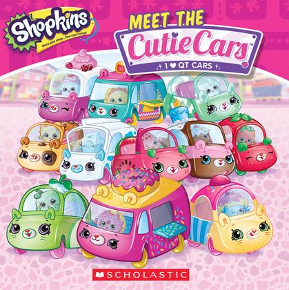 Meet the Cutie Cars (Shopkins: 8x8)