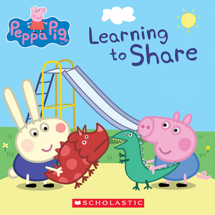 Learning to Share (Peppa Pig)