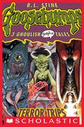 Goosebumps Graphix #2: Terror Trips