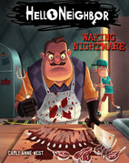 Waking Nightmare (Hello Neighbor, Book 2)
