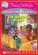 The Missing Diary (Thea Stilton Mouseford Academy #2)