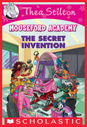 The The Secret Invention (Thea Stilton Mouseford Academy #5)