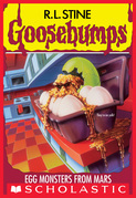 Egg Monsters from Mars (Goosebumps #42)