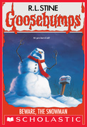 Beware, The Snowman (Goosebumps #51)
